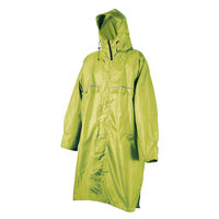Poncho Cagoule Front Zip
