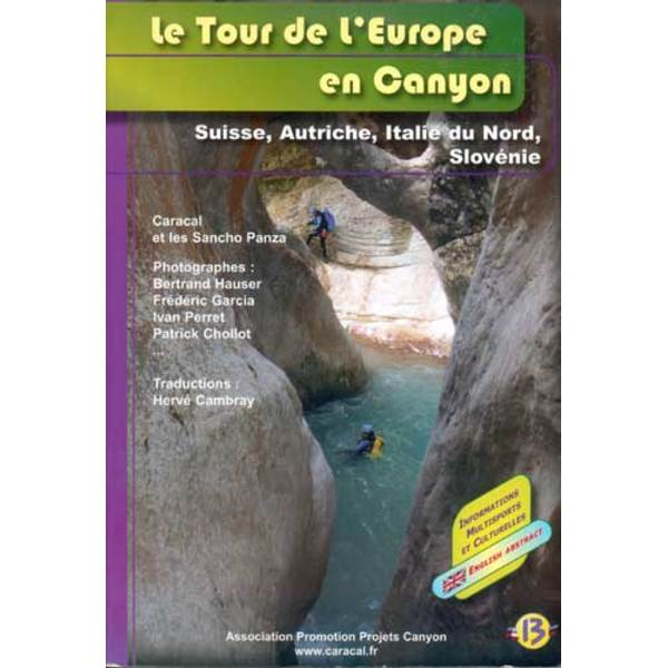 Tour Europe en Canyon - 1