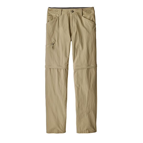 QUANDARY CONVERTIBLE PANT - 1