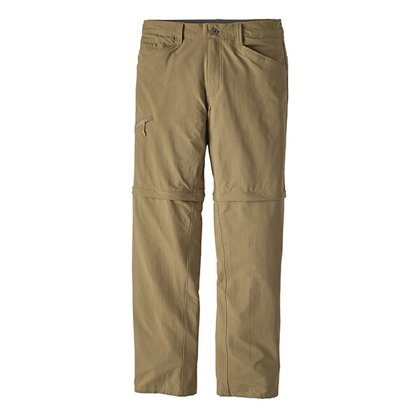 QUANDARY CONVERTIBLE PANT - 2