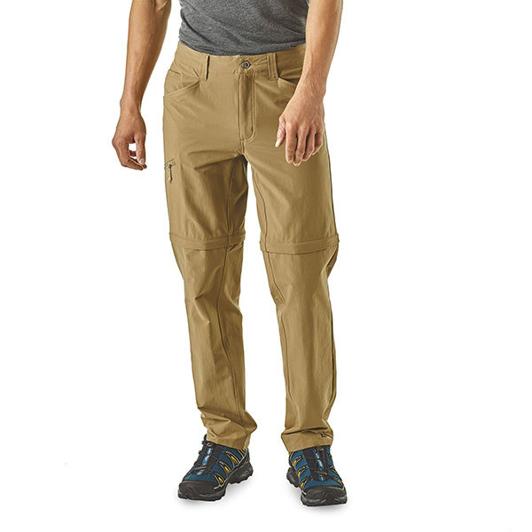 QUANDARY CONVERTIBLE PANT - 3