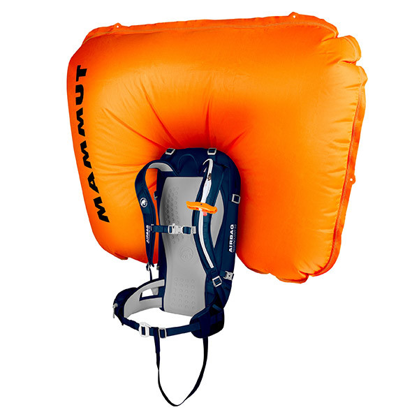 Light removable airbag 30L 3.0+ B. Carbone - 4